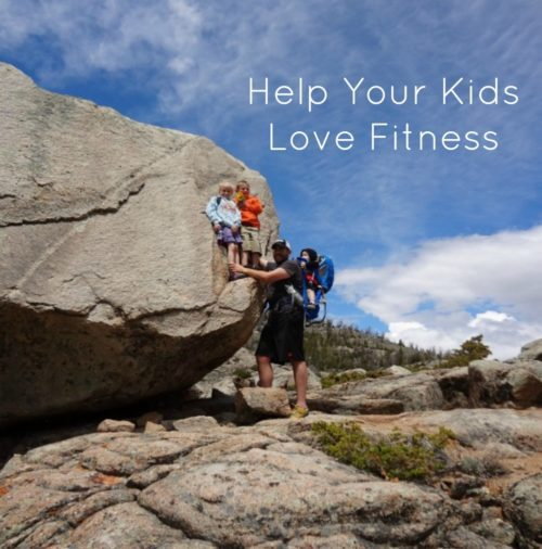 Helping your kids love fitness! @TheFitCookie