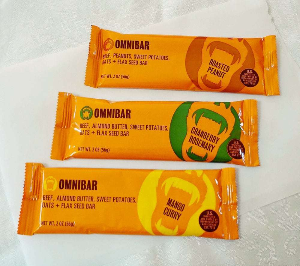 OmniBar: Active Fuel for Omnivores {Review and Discount} - @Fit_Betty #review #discount @Omnibar