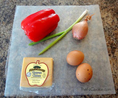 Omelet - TheFitCookie.com