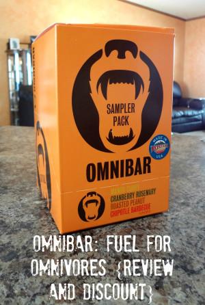 OmniBar: Active Fuel for Omnivores