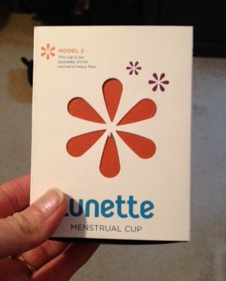 What's Cooking: Lunette Menstrual cup - TheFitCookie.com