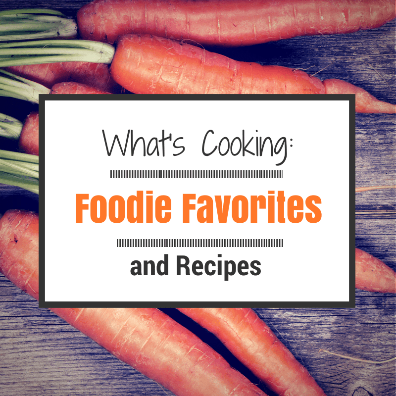 What's Cooking: Foodie Favorites and Recipes - TheFitCookie.com