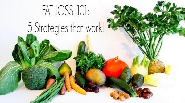 Fat Loss 101: Five Strategies that Work!