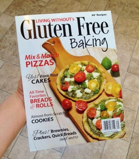 What's Cooking: Living Without's Gluten Free Baking special edition - TheFitCookie.com