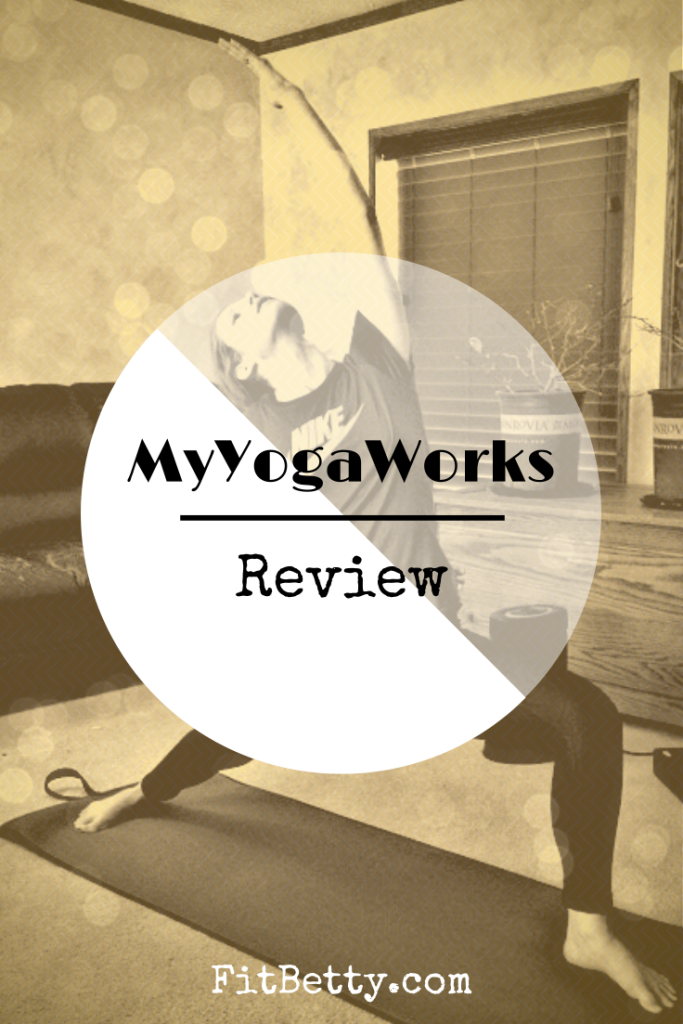 MyYogaWorks me 1