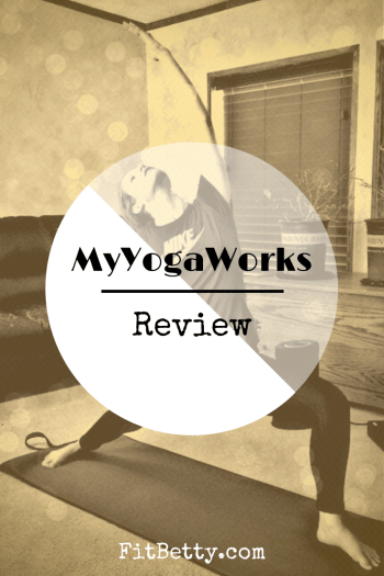 Do Yoga Anywhere with MyYogaWorks