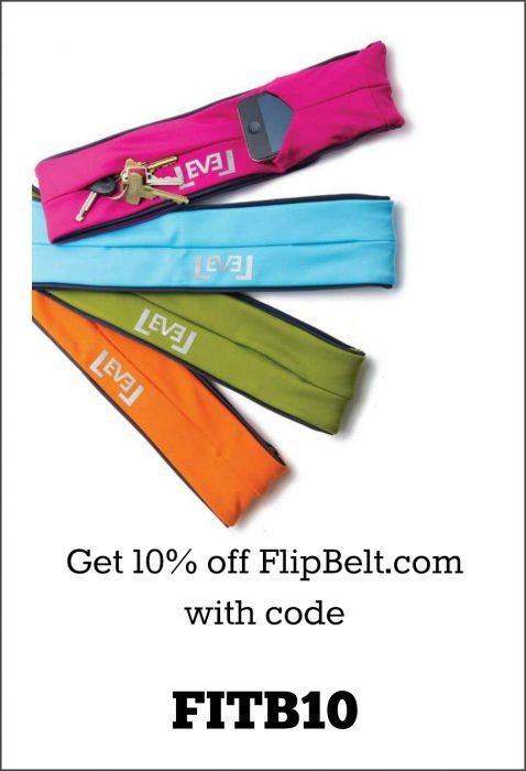 Pack it All In! FlipBelt Review, Giveaway, and Discount