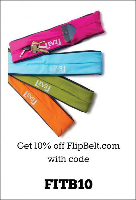 Pack it All In! FlipBelt Fitness Gear Review