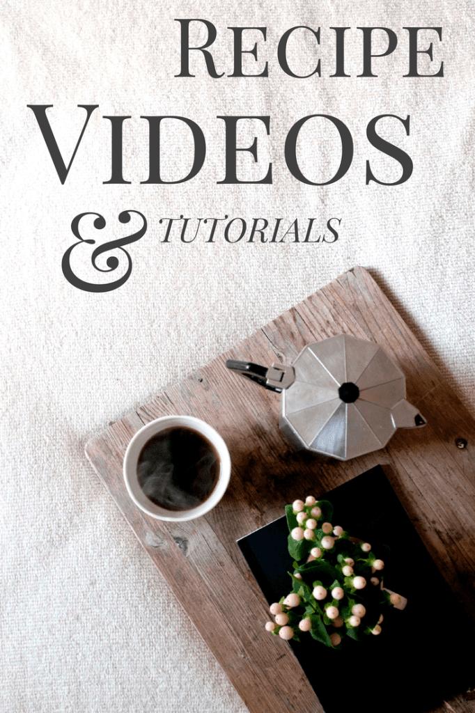 New Recipe Videos with Tutorials: Soft Serve Ice Cream, and Homemade Sunflower Seed Milk - TheFitCookie.com