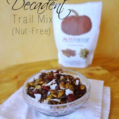 Decadent Trail Mix - The Fit Cookie