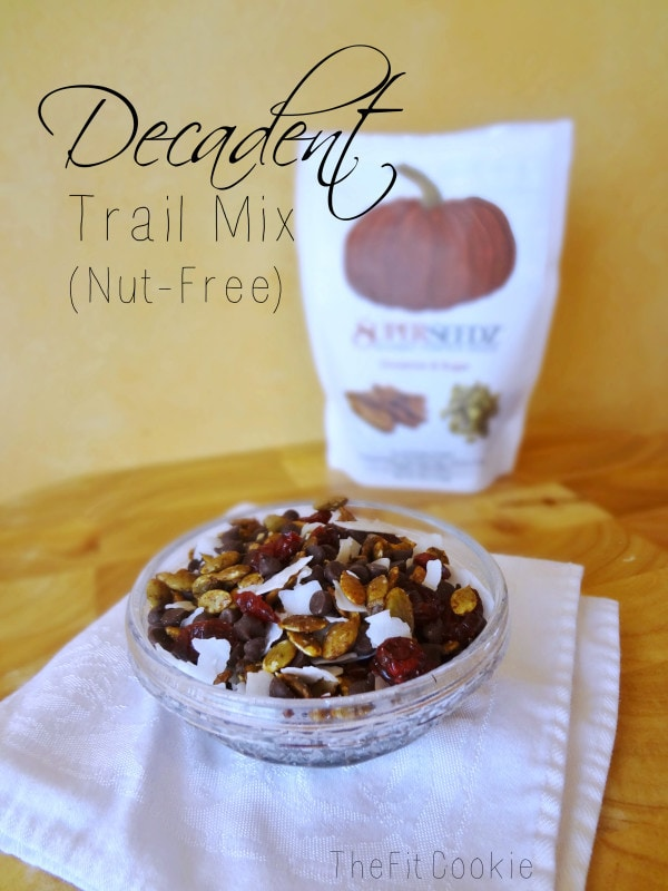 Super Seedz and Decadent Trail Mix - The Fit Cookie