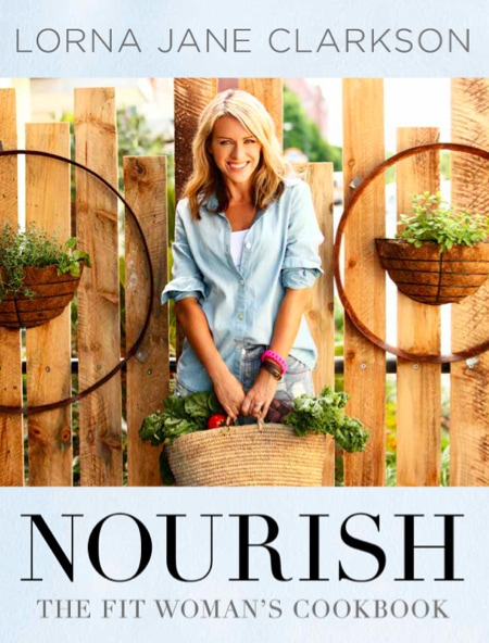 #ad Live, Love, NOURISH! Treat Yourself Right with Recipes from NOURISH - FitBetty.com #LiveLoveNOURISH #SweatPink @FitApproach @LornaJaneActive #LornaJane