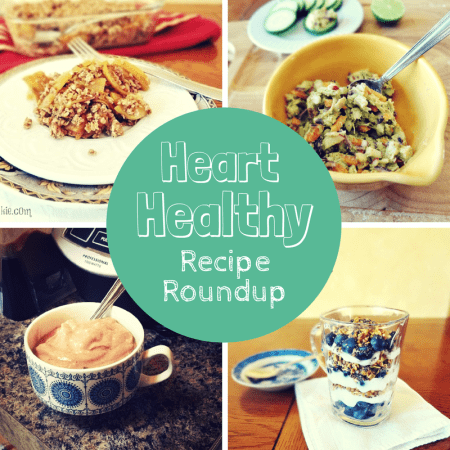 Post image for Heart Healthy Recipe Roundup