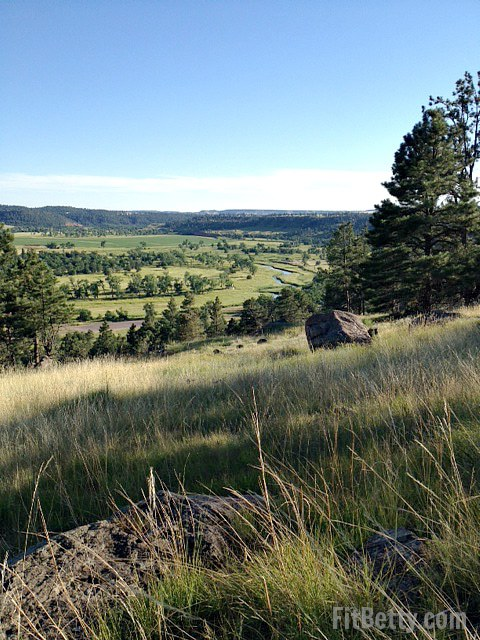 Hike Wyoming: Red Beds Trail Devil's Tower - FitBetty.com #hike #wyoming #trail