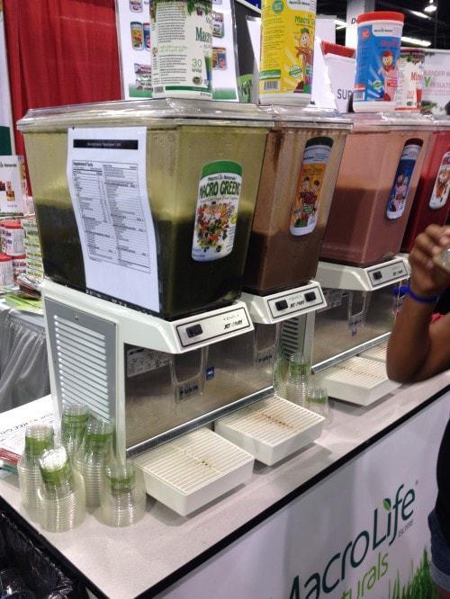 Food at IDEA World! - TheFitCookie.com #IDEAWorld #food