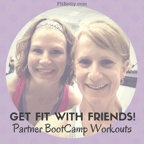 Get Fit with Friends!