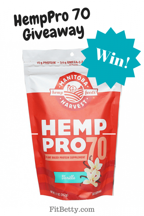 HempPro 70 Giveaway!