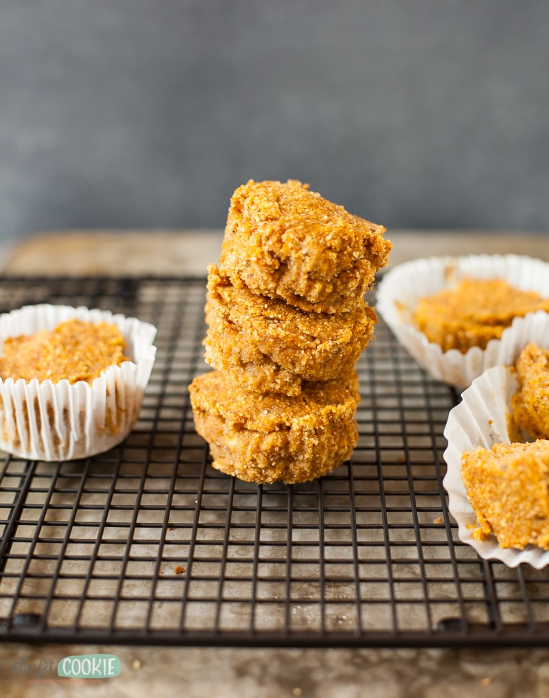 Easy Paleo Pumpkin Muffins (Egg Free)