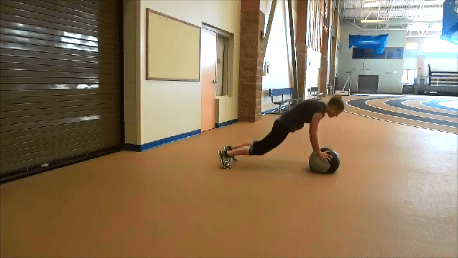 Move of the Week: Ball Slam Burpee - @Fit_Betty #exercise #fitness #burpee