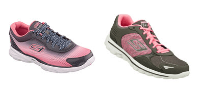 Skechers Breast Cancer Awareness Shoes