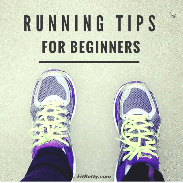 8 Essential Running Tips For Beginners - FitBetty