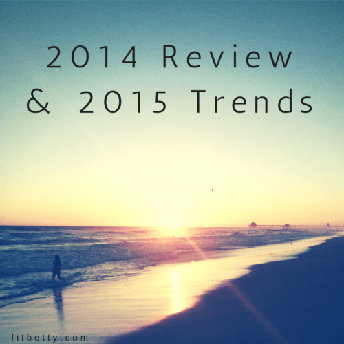 2014 Year in Review& 2015 Trends