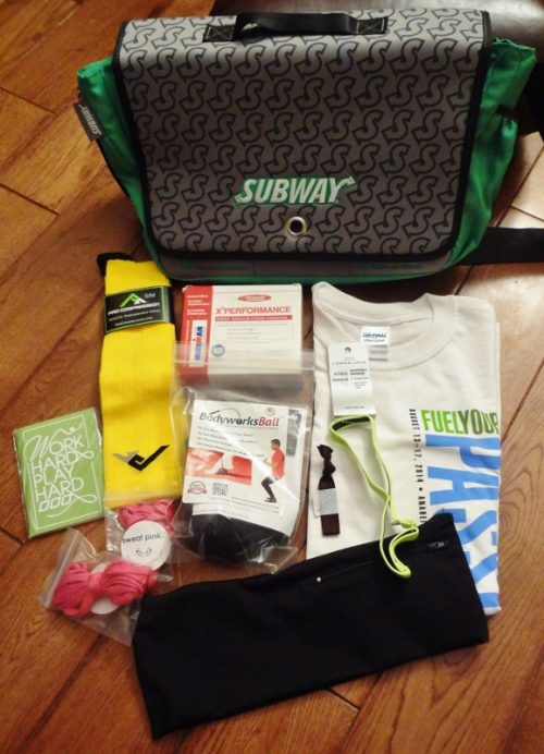 Merry Fitmas! Fitness Prize Pack Giveaway, ends 12/12 - @Fit_Betty #giveaway #fitness