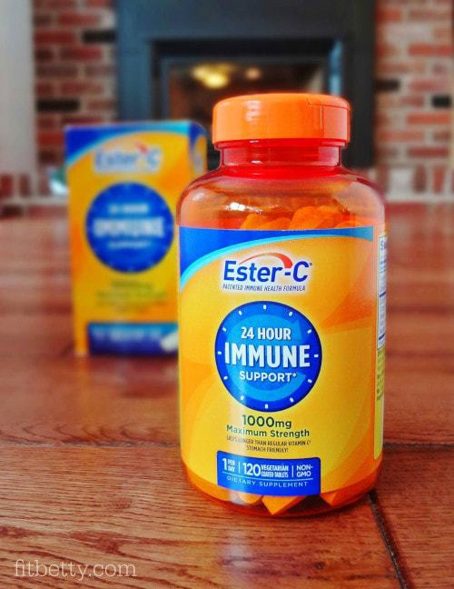 4 Goal Setting Tips {& Immune Support with Ester-C} - @Fit_Betty #cbias #sponsored #24HourEsterC