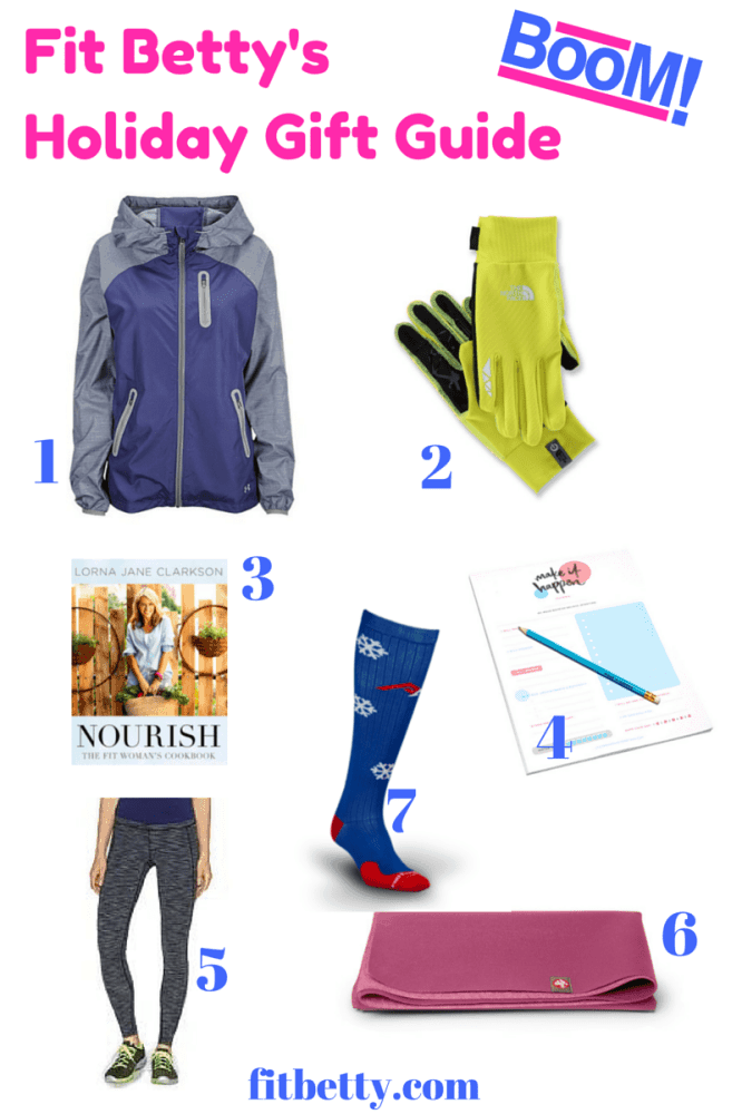 Fit Betty's Holiday Fit Gift Guide - @Fit_Betty #fitgifts #giftguide