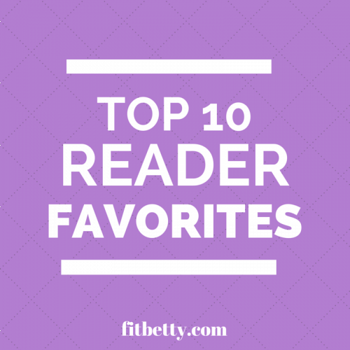 Top 10 Reader Favorites