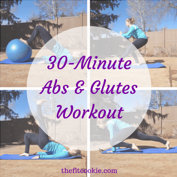 30-Minute Abs and Glutes Workout