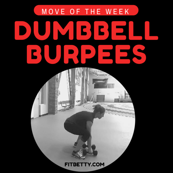 Dumbbell Burpees(1)