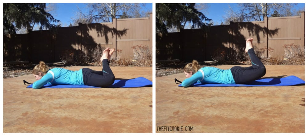 Froggers: 30-Minute Abs and Glutes Workout - TheFitCookie.com #workout #fitness