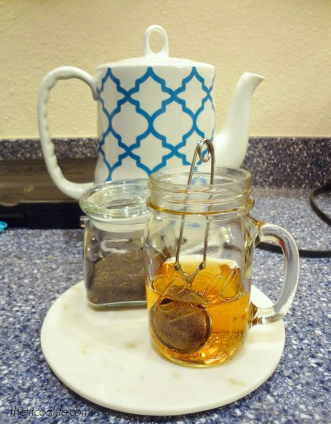 Smokey Lapsang Latte