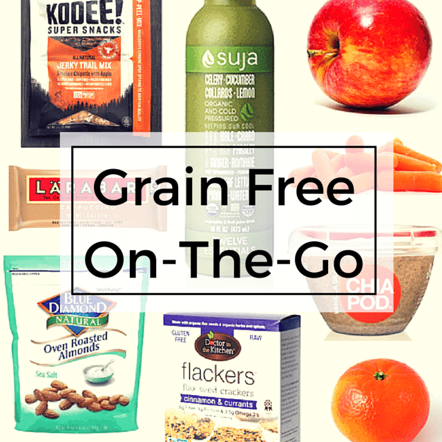 Grain Free on the go