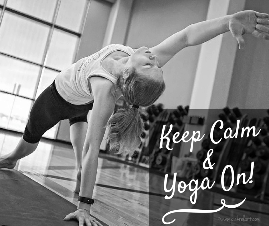 Keep Calm and Yoga On with #Stayfree and @GaiamTV- @TheFitCookie #sponsored #yoga