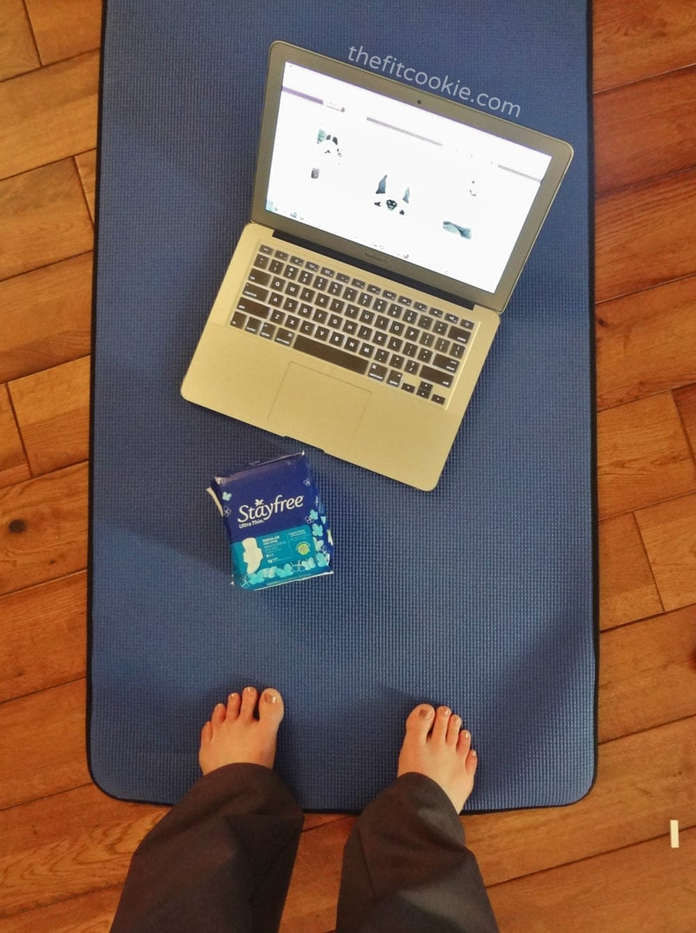 PMS Relief for Active Women - @TheFitCookie #pms #health #sponsored #stayfree