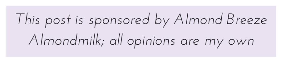 """Disclosure: 4 """"Healthy"""" Hidden Sources of Sugar - @TheFitCookie @AlmondBreezeUS #ad #health #nutrition"""