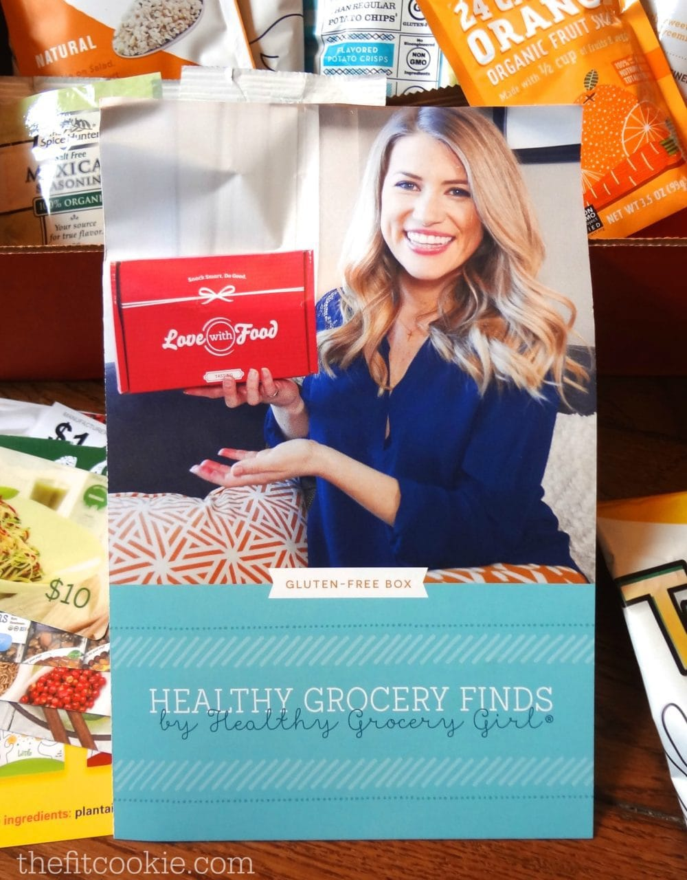 Snack Smart! Love With Food Review - @TheFitCookie #sponsored @LoveWithFood #glutenfree