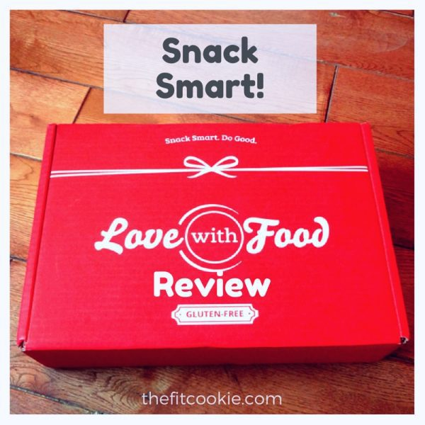 Snack Smart! Love With Food Review