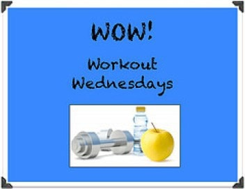 Workout Wednesdays Linkup