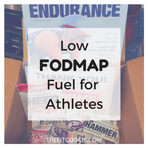 Top 15 Posts of 2016 from The Fit Cookie: Low FODMAP Fuel for Athletes - @TheFitCookie #nutrition
