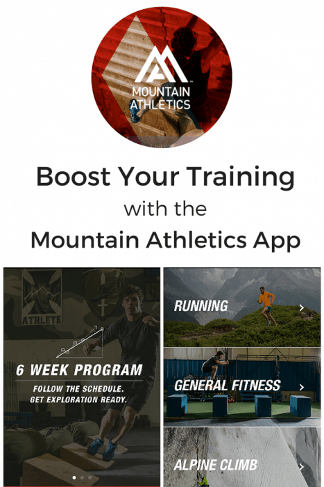 Boost Your Training with the Mountain Athletics App