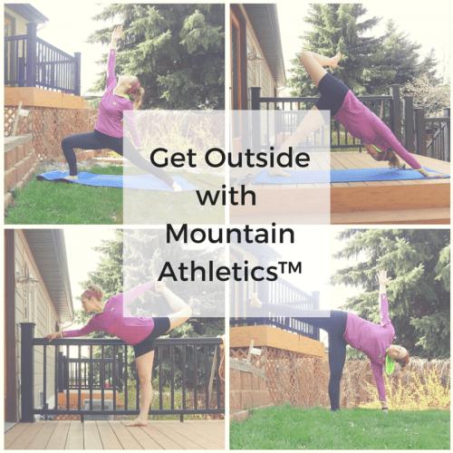 Mountain Athletics collage