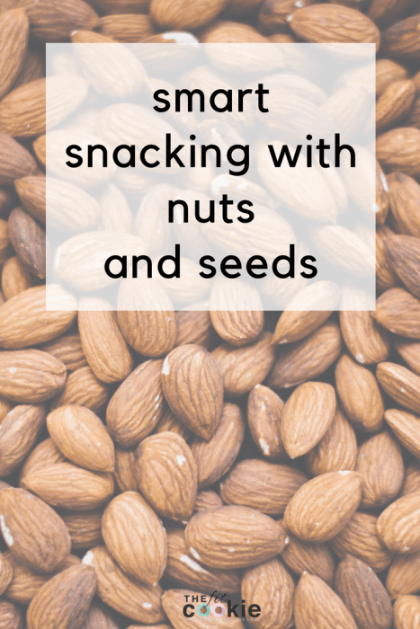 Smart Snacking with Nuts & Seeds
