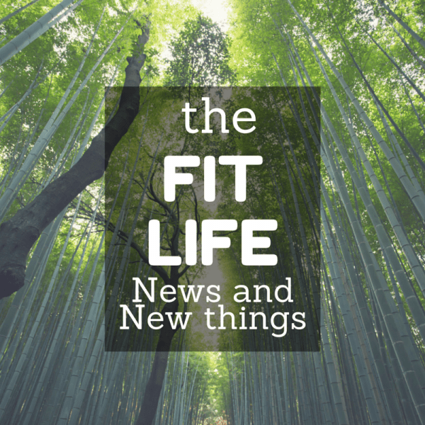 The Fit Life: News and New Things - TheFitCookie.com #fitness #life #videos