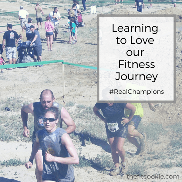Real champions are everyday people overcoming obstacles to live their best life! Here are some tips to learn how to love our fitness journey so we can keep moving for life - @TheFitCookie #fitness #motivation