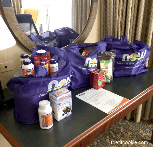 NOW Foods Immersion Recap and #Giveaway - #ad @TheFitCookie #NOWGetFit #FitFluential @NOWFoods