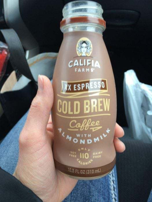 Califia Cold-Brew coffee | The Fit Life #7: News and New Things - @TheFitCookie #fitness #fitfluential #cleaneating