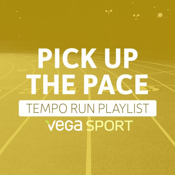 Running resources for your next race, and Vega Sport Review - free tempo run playlist from Vega Sport